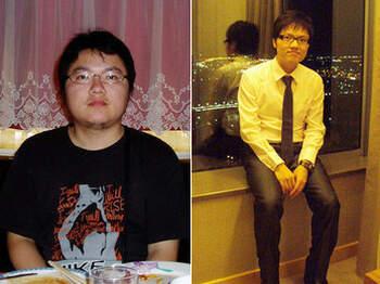 85KG→63KG:減肥只需持之以恆,就能成功!
