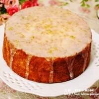 ♥ 艾薇廚房 ♥ 酸酸甜甜,充滿奶香味的 ▌老奶奶檸檬蛋糕 ▌(步驟圖文版)