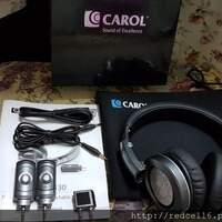 CAROL佳樂電子BTH-830手工精品拆卸式藍牙耳機(豪華版)試用體驗心得分享