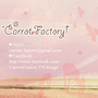 Carrots Factory