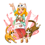 fanfancat 帆帆貓A幸福旅行台