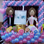 高雄婚禮氣球佈置