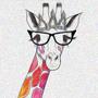 長頸鹿小姐